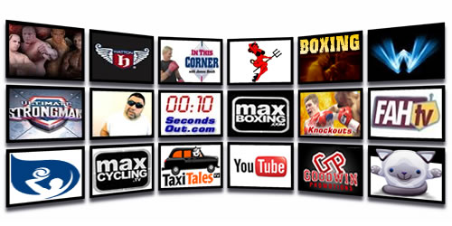 Knockout Entertainment Network Channels